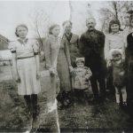 Rodzina Szpecińskich, zdjęcie sprzed drugiej wojny światowej