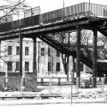 Kładka nad torami kolejowymi przy ul. Kościuszki