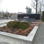 Pomnik KWP na Cmentarzu Starym w Radomsku