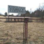 Tam był cmentarz żydowski w Kamieńsku