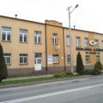 Radomsko. Budynek, w którym mieściła się gmina żydowska, a w czasie wojny Judenrat