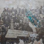 [stare zdjęcie] Pogrzeb w Żytnie