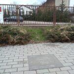 Umschlagplatz w Radomsku