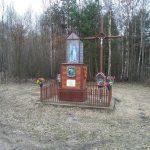 Kapliczka koło Zygmuntowa (z 1937 roku)