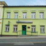 Budynek banku spółdzielczego w Przedborzu